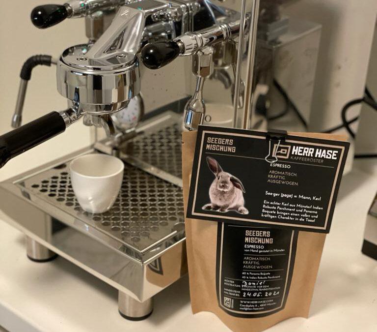 Wir lieben Erneuerbare und guten Kaffee!