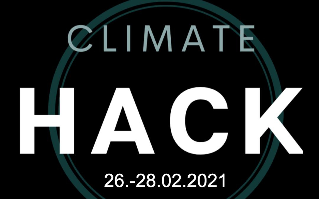 #ClimateHack 2021 –SolarBlick ist Innovation Partner